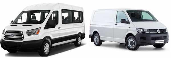 Сравнить транспортер и транзит купить фольксваген транспортер т4 с пробегом в спб и лен обл